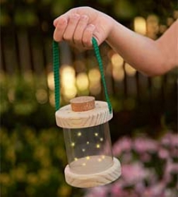 Easy-to-use Vented Firefly Lantern