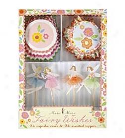 Fairy Magic Cupcake Kit