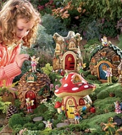 Fairy Village Specialsave $20.86 On The Sprcial!