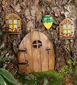 Fairy Windows, Set Of 2