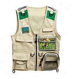 Field Gear Cargo Vest