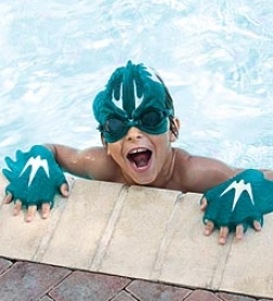Five-piece Underwater Sea Creature Set By Swimline