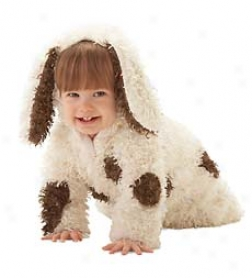 Furry Dog Costumesmall (6-12 Mos) Only