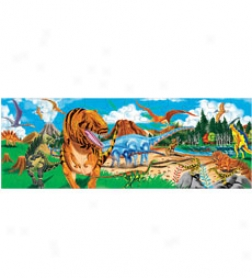 Giant Dinosaur Floor Puzzle