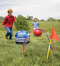 GiantK ick Croquet Set