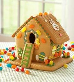 Gingerbread Birdhouse Kit