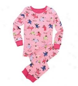 Girls Cat's Pajamas
