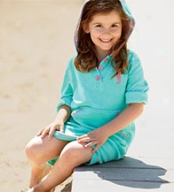 Girls' Beach Cover-ups