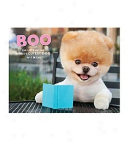 Boo: The Life Of The World's Cutest Dog Hardcover Book