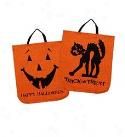 Halloween Bags-set Of 2