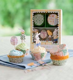 Hzppy Easter Cupcake Kit