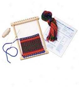 Hardwood Easy Peg Loom Kit