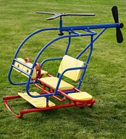 Helicopter Teeter Totter