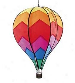 Hot Air Balloon Spiral