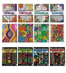 Illuminations Stunning Stained-glass Inspired Artwork