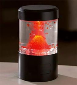 Interactive Mini Lava Volcano