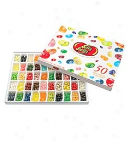 Jelly Belly Sampler & Free Recipe Book