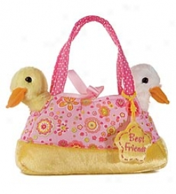 Just Ducky Best Friends Pet Carrier