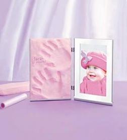 Keepsake Photo Frame-pink