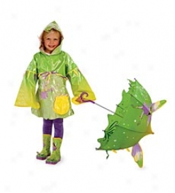 Kidorable Fairy Umbrella