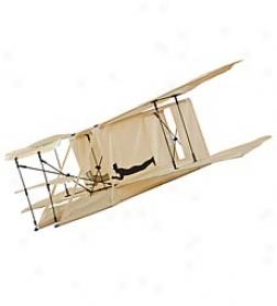Kitty Hawk Flyer Workng Plane Replica Kite