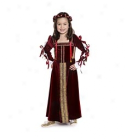 Mistress Guinevere Costume Dress