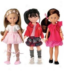 Les Ch??ries Doll