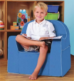 Littlw Reader Deluxe Chair