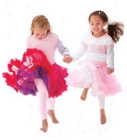 Machine Washable Reversible Petticoat Skirts