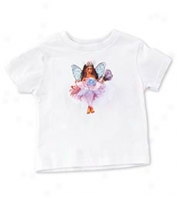 Machine Washable Sticky Pixie Removable Costume Tee