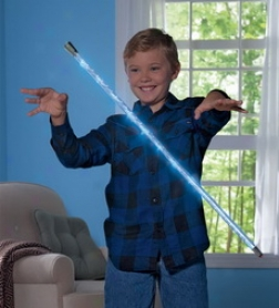 Sorcery Lightning Levitating Wand