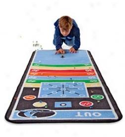 Marble Aim Carpet Runner