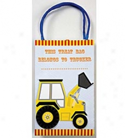 Meri Meri® Big Rig Party Bags, Set Of 8