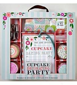 Meri Meri® Cupcake Decorating Party Kit