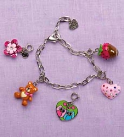 My Sweet Heart Charm Bracelet
