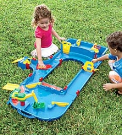 Nontoxic Plastic Aqua Play Lock, Marina And Harbor World