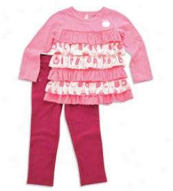 Nordic Apples Tew & Pants Set