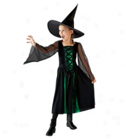 Not-wicked Witch Costume