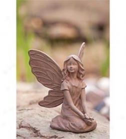 Patina Earth Fairy Garden Statuaries