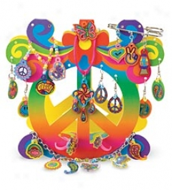 Peace, Love, And Shrinky Dinks Set