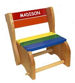 Personalized Classic Step Stool
