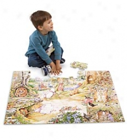 Peter Rabbit Floor Puzzle