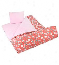Polka Do tSleeping Bag