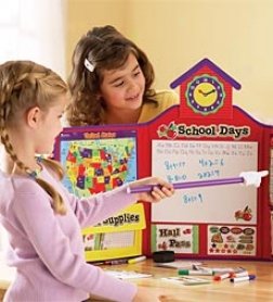 Pretend & Do School Play Set By Learning Resources