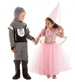 Princess Costumemedium (6-8) Only