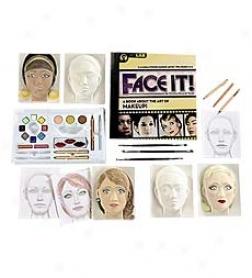 Professionaal Make-up Artist Design Kit