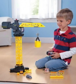 Remote Control Crane Tower