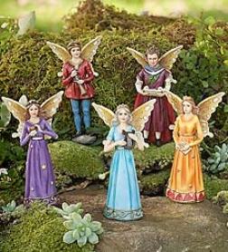 Royal Fairy Family
