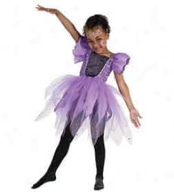 Sequined Spider Princess Costume