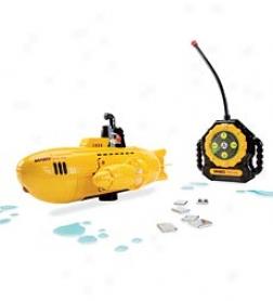 Seven-function Remote Control Submarine By Swimline